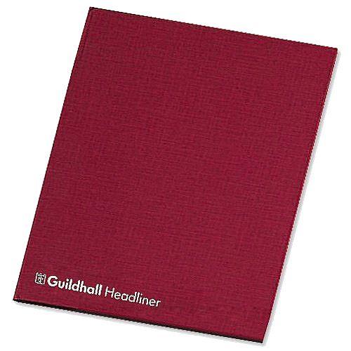 Guildhall Headliner Book 298x273 48/4-12