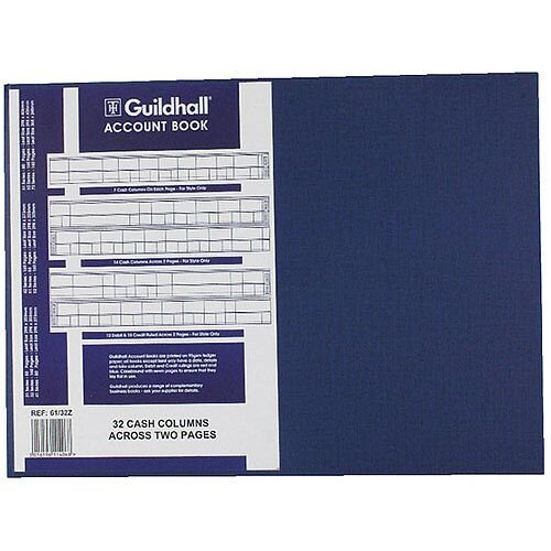 Guildhall Account Book 80pp 61/32