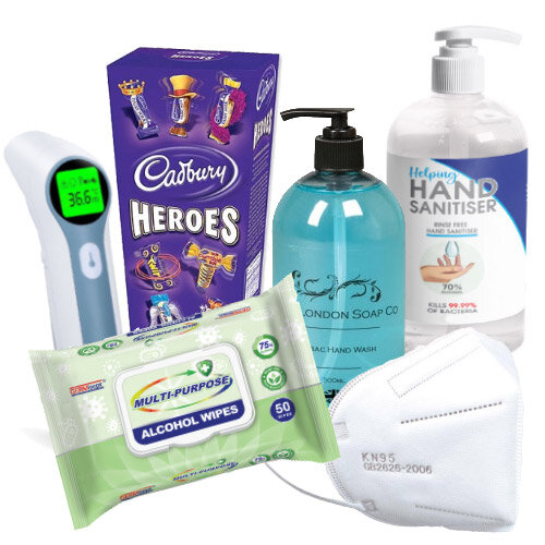 Build Your Customised Employee Care Pack