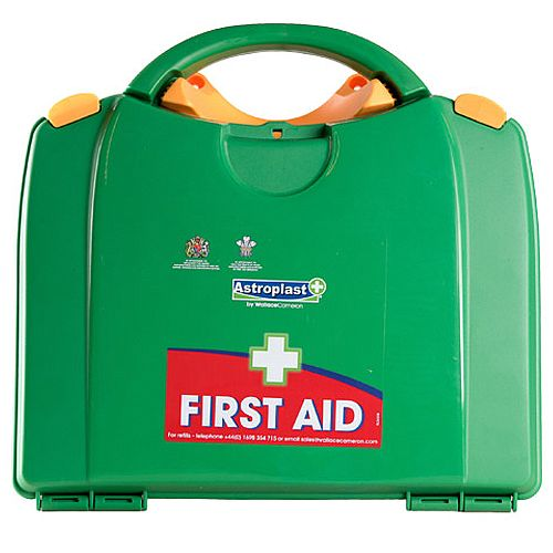 Astroplast Green Box HSA 26-50 Person Food Hygiene First Aid Kit