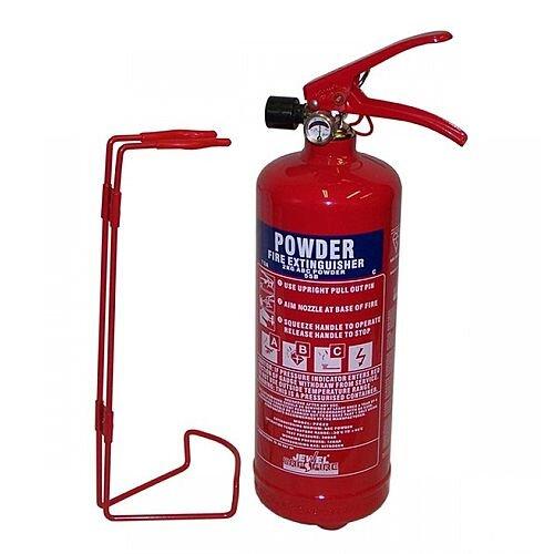 2kg Dry Powder ABC Fire Extinguisher