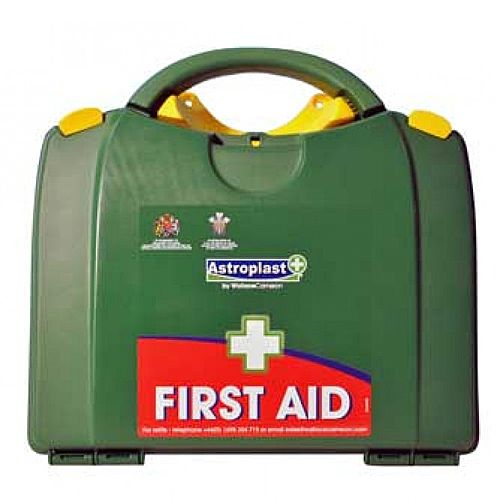 Green Box HSE 21-50 Person First Aid Kit Food Hygiene 1003020