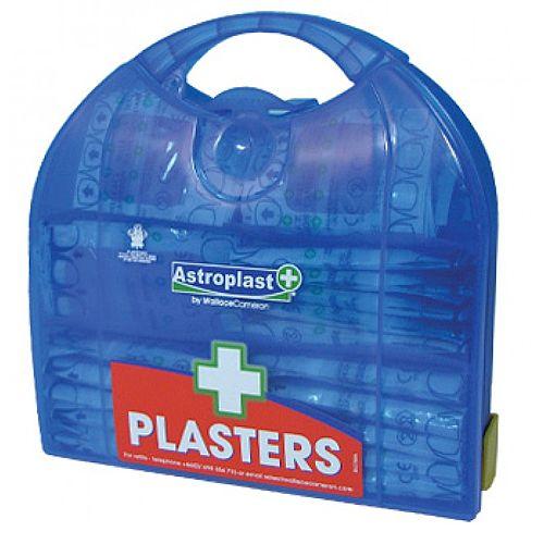 Piccolo Blue Detectable Plaster Kit Pack of 200