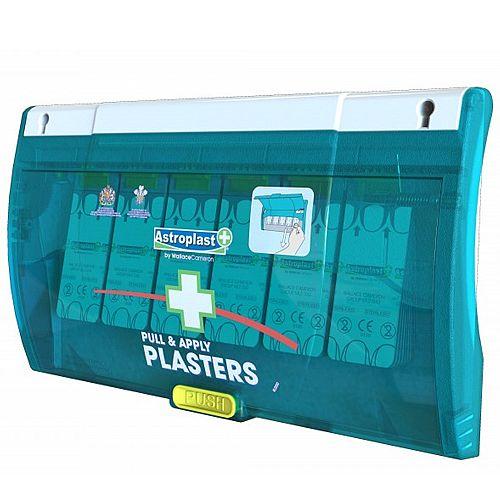 Pull 'n' Open Plaster Dispenser Washproof 7.2 x 2.5cm 1007019