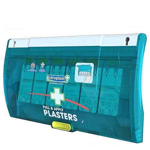 Pull 'n' Open Plaster Dispenser Washproof Assorted 1007022