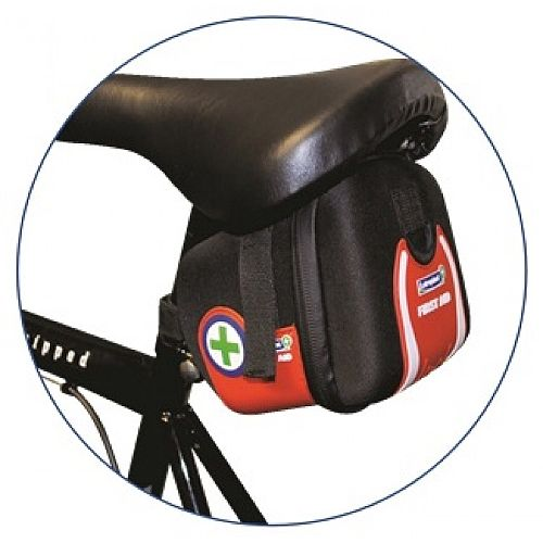 Astroplast Bicycle Saddle Pouch First Aid Kit Up to 5 Person 1025039