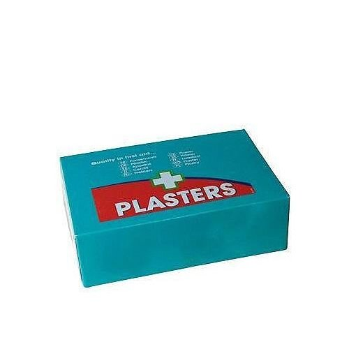 Pull 'n' Open Refill Blue Detectable Plasters Pack of 150 Box