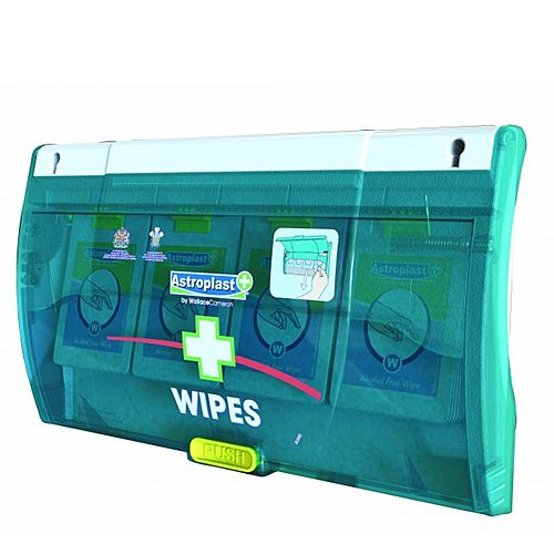 Pull 'n' Open Dispenser Alcohol Free Wipes
