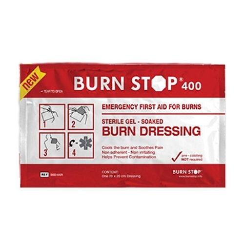 Water-Jel Burn Stop Gel Dressing 20cm x 20cm Value Pack of 1 2206013A