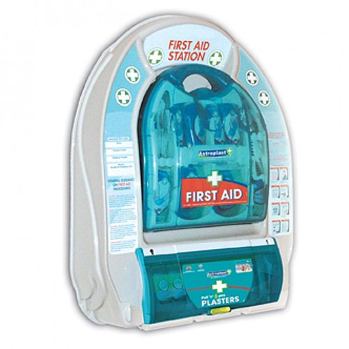 Astroplast First Aid Kit Station Up to 20 Person 4210045