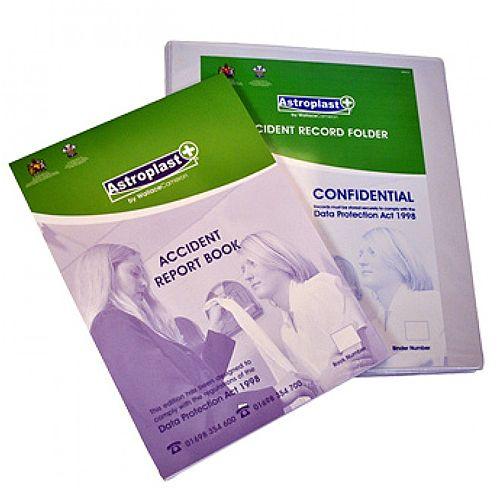 Astroplast Accident Report Folder + Flyer 5401007