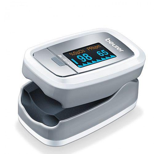 Beurer PO30 SpO2 Monitor Fingertip Pulse Oximeter HA82150