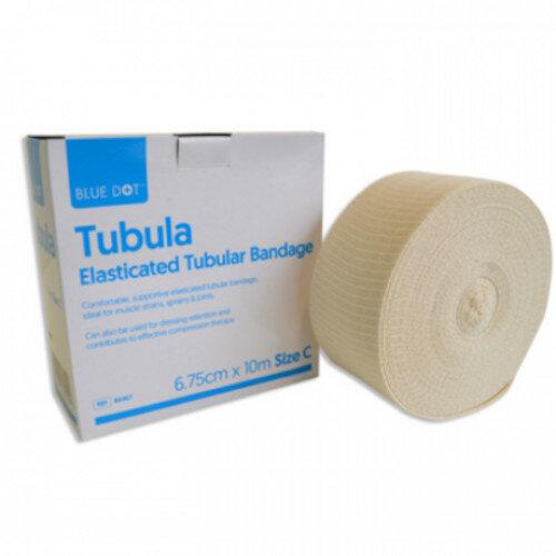 Elastic Tubular Support Bandage Size C 6.75cm x 10m 86967
