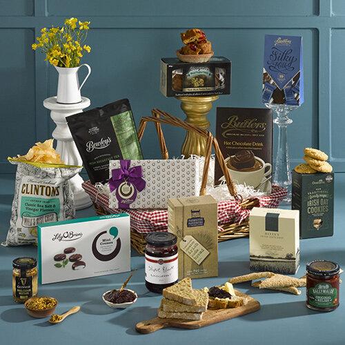 The Gift Basket Of Irish Treats