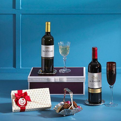 Wine &Chocolate Gift Box