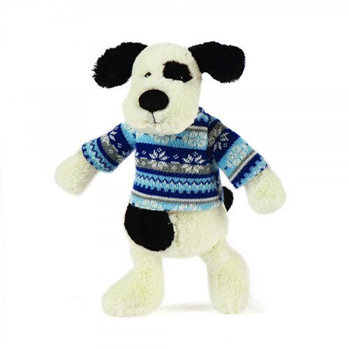 Jelly Cats Paxton Puppy Winter Warmer - Baby Gift