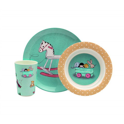 Belle &Boo Vintage Toy Box Baby Gift