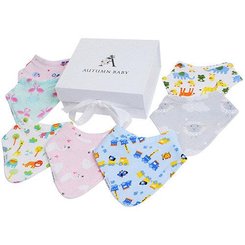 Autumn Baby Organic Baby Bibs (Girls Gift)