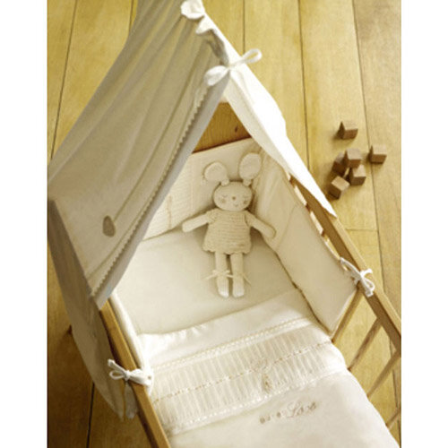 Natures Purest Sleepy Baby Crib Set
