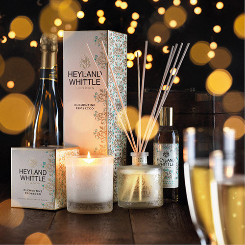 The Heyland &Whittle Prosecco Gold Gift
