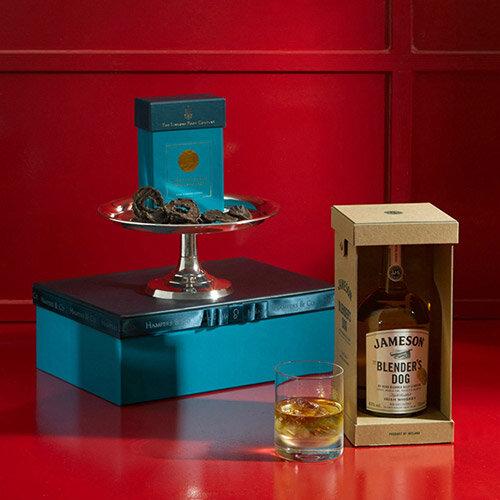 Jameson Blender Dog Whiskey Gift Box