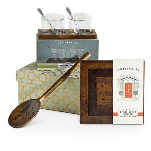 The Artisan Kitchen Essentials Gift Box