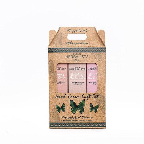 Dublin Herbalist Hand Cream Gift Set