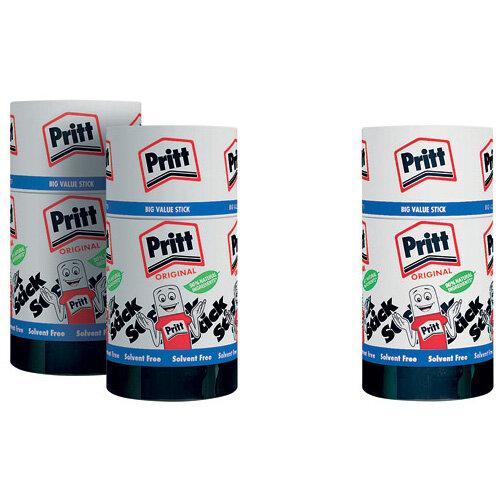 Pritt Stick Jumbo 90g Pack of 6 Buy 2 Get 1 Free HK810938