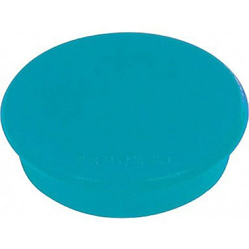 Franken MagFun Tacking Magnets Round 32mm Teal Pack of 10 HML30 18