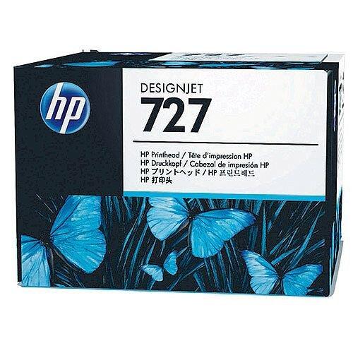 Hp 727 Printhead Black B3P06A