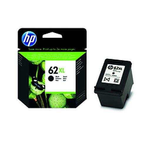 HP 62XL Black Original Ink Cartridge C2P05AE