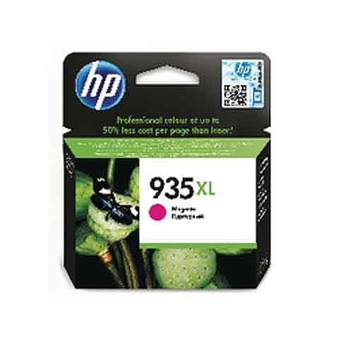 HP 935XL High Yield Original Ink Cartridge Magenta C2P25AE