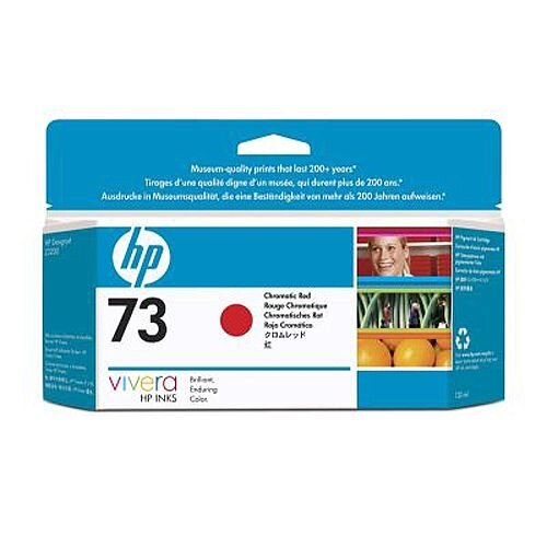 Hewlett Packard No73 Inkjet Cartridge Red CD951A