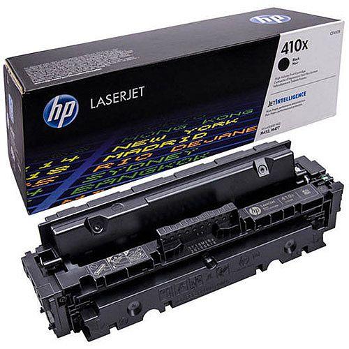 HP 410X Cyan High Yield Toner Cartridge CF411X