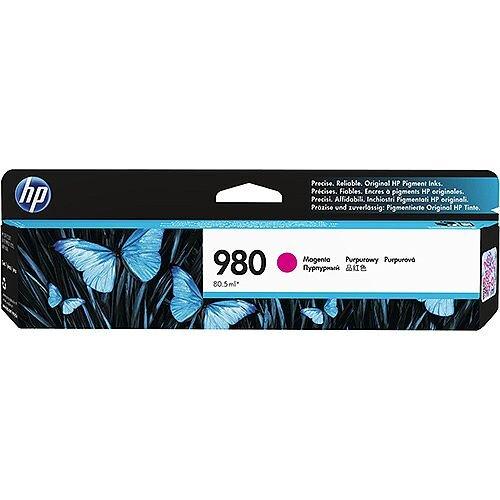 HP 980 Ink Cartridge Magenta D8J08A