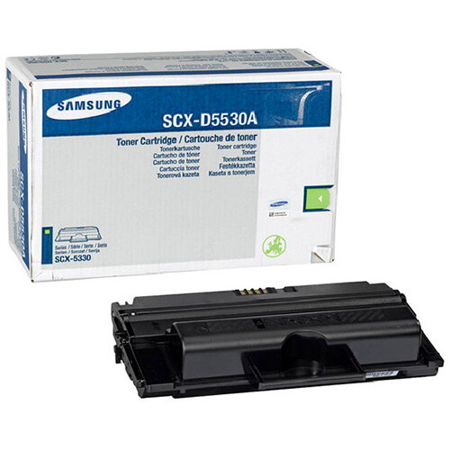 Samsung SCX-D5530A Black Standard Yield Toner Cartridge SV196A