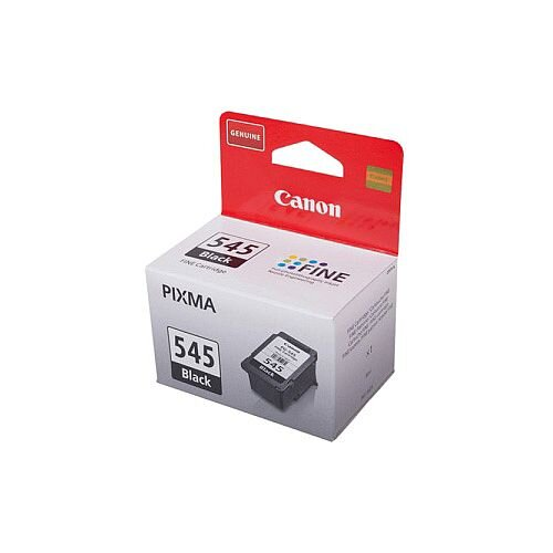 Canon PG-545 Original Ink Cartridge Black Inkjet 180 Pages 1 Each