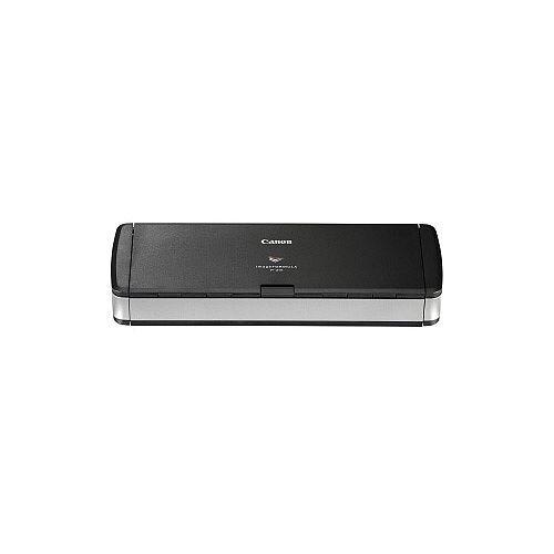 Canon imageFORMULA P-215II Sheetfed Scanner 600 dpi Optical 24-bit Color 8-bit Grayscale 15 10 USB