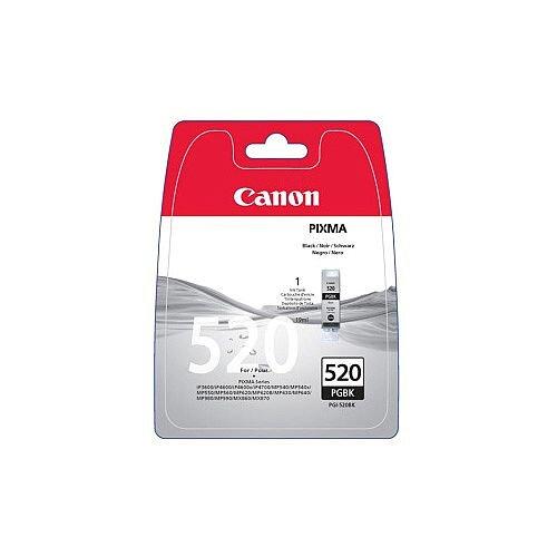 Canon PGI-520 Original Ink Cartridge Black Inkjet