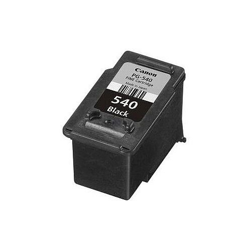 Canon PG-540 Original Ink Cartridge Black Inkjet 180 Pages 1 Pack