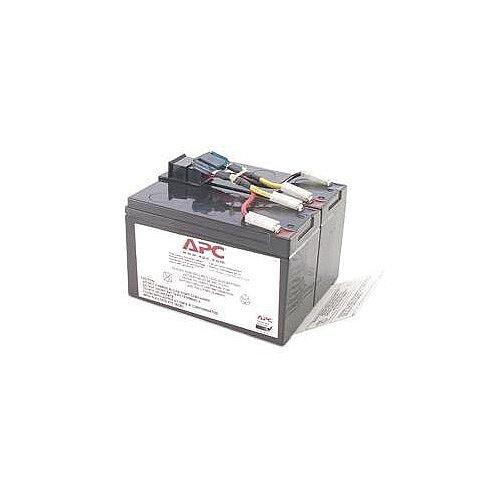 APC Battery Unit Sealed Lead Acid (SLA) Leak Proof/Maintenance-free Hot Swappable 3 Year Minimum Battery Life 5 Year Maximum Battery Life