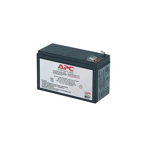 APC RBC17 Battery Unit Lead Acid 12V, 108VAh, 9AH - Maintenance-Free, Hot Swappable Unit - 3 Year Minimum Battery Life, 5 Year Maximum Battery Life