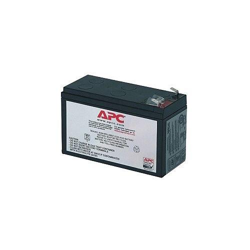 APC APCRBC106 Battery Unit Sealed Lead Acid (SLA) Spill-proof/Maintenance-free 2 Year Minimum Battery Life 5 Year Maximum Battery Life
