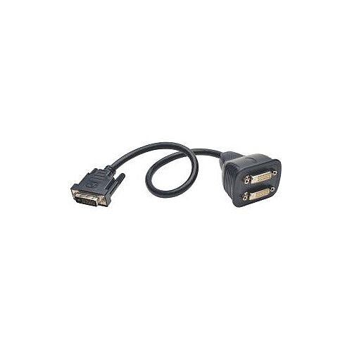 Tripp Lite DVI-D Dual Link Video Cable for Video Device Monitor 30.48 cm M/F
