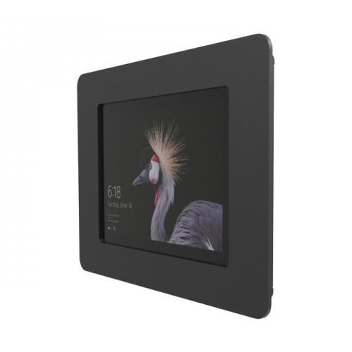 Compulocks Rokku Surface Go Kiosk - Aluminum Adjustable Enclosure - 100mm x 100mm VESA Pattern - Tamper Proof