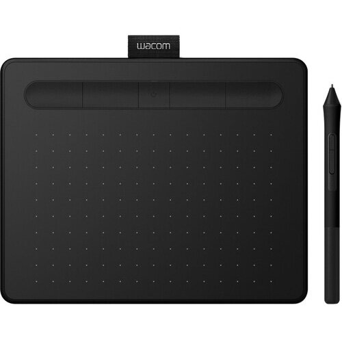 Wacom Intuos M Bluetooth graphic tablet Black 2540 lpi 216 x 135 mm USB/Bluetooth