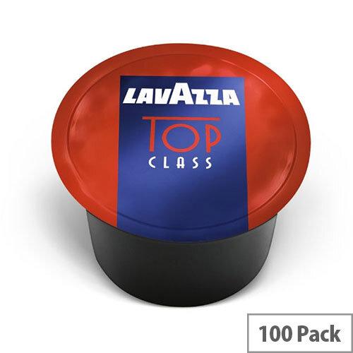 Lavazza Blue Espresso Top Class Coffee Capsules For Lavazza Blue Capsule System Coffee Machines - Pack of 100 Coffee Pods