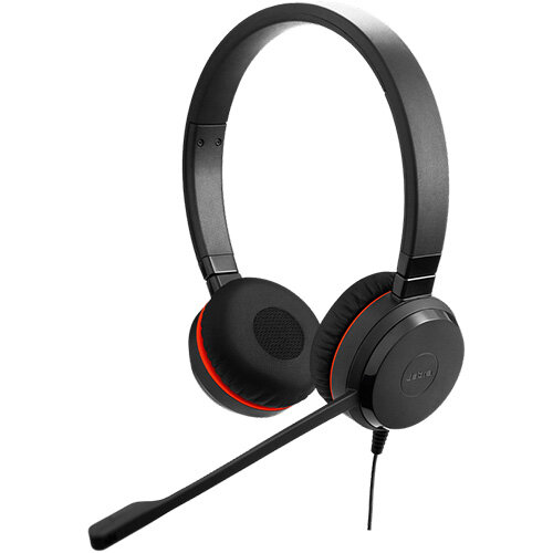 Jabra Evolve 30 II MS Stereo NC Headset 57773 - Optimised for Unified Communications