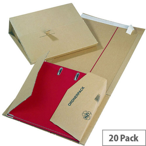 Jiffy Buff Mailing Filers 320x290 Pack of 20