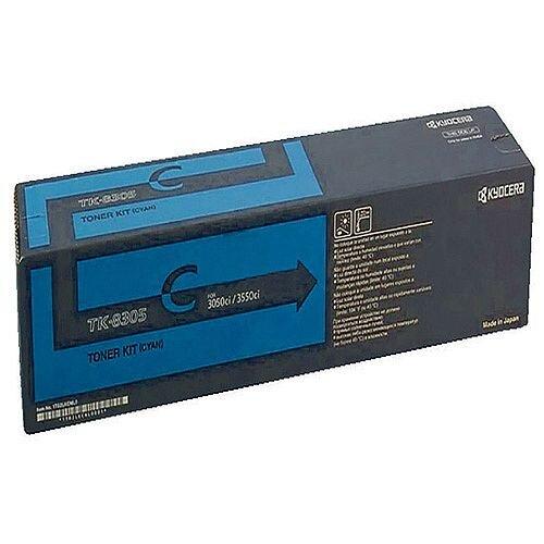 Kyocera TK-8305C Cyan Toner Cartridge
